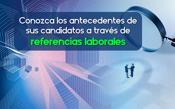 referencias laborales
